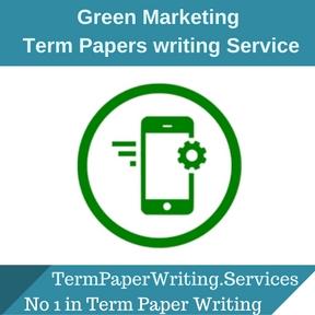 green marketing term paper